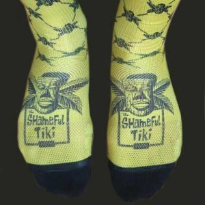 Socks Shameful Tiki Room