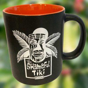 Coffee Mug Shameful Tiki Room