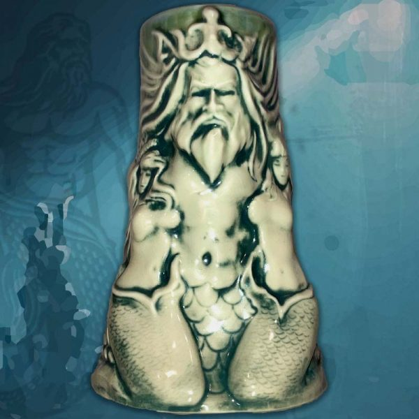 Poseidon's Downfall Tiki Mug